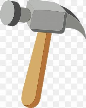 Tool Hammer - Hammer Tool PNG