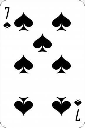 Spade - Ace Of Spades Playing Card Espadas Card Game PNG
