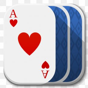 Apps Game Cards - Heart Area PNG