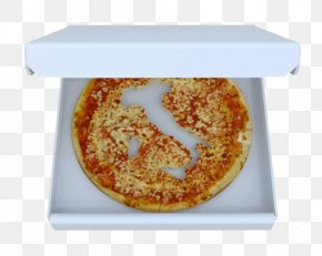 Pizza Box In Italy - Italy Pizza Map Illustration PNG