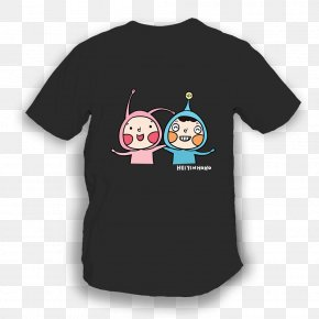 T-shirt - T-shirt Spreadshirt Sleeve Gift Niece PNG