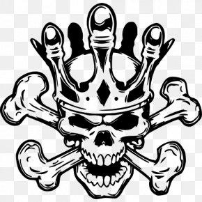Skull - Human Skull Symbolism Tattoo Skull And Crossbones Skull Art PNG