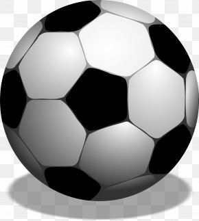 Soccer Ball - Football Clip Art PNG