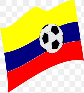 Balon - Flag Of Colombia Ball Clip Art PNG