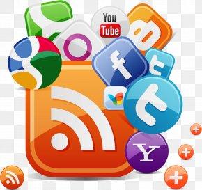 Social Media - Social Network Social Media Blog Internet Computer Network PNG