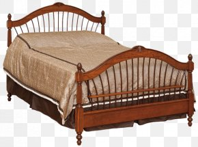Vintage Bed - Table Daybed Amish Furniture PNG
