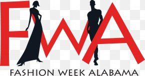 Model - Fashion Week Logo Image Model PNG