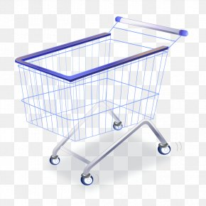 Shopping Cart Look - Shopping Cart Promotion PNG