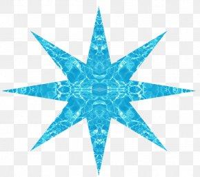 Christmas - Star Of Bethlehem Christmas Ornament Shape Clip Art PNG