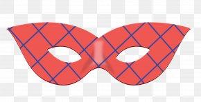 Vector Red Eye Mask - Mask Eye PNG