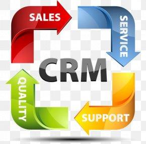 Business - Customer Relationship Management Business Digital Marketing PNG