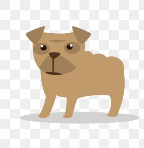 Shar Pei - Shar Pei Pug Cartoon Pet PNG