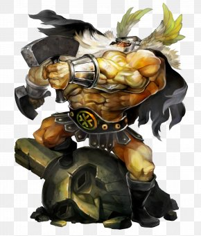 Dwarf Transparent - Dragon's Crown Dwarf Fighter Atlus PlayStation 3 PNG