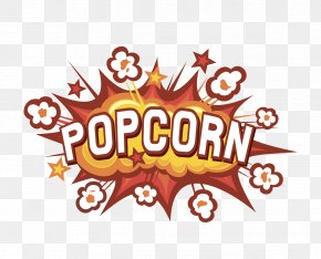 Explosion - Popcorn Maker Kettle Corn Sales Caramel Corn PNG