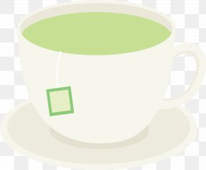 Tea Cup Clipart - Coffee Cup Material PNG