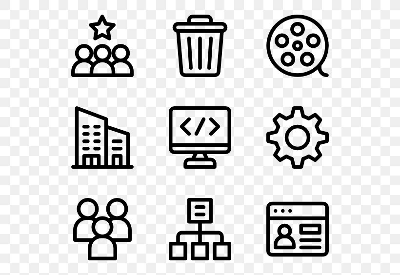 Icon Design Web Design Clip Art Png 600x564px Icon Design Area Black Black And White Brand