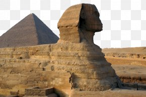 Pyramid - Great Sphinx Of Giza Great Pyramid Of Giza Egyptian Pyramids Luxor Cairo PNG