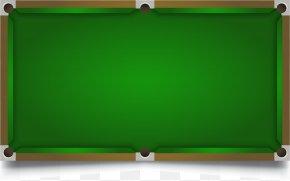 Vector Billiards Table - English Billiards Billiard Table Snooker Pool PNG