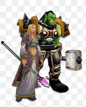 World Of Warcraft - World Of Warcraft Jaina Proudmoore Thrall Arthas Menethil DeviantArt PNG