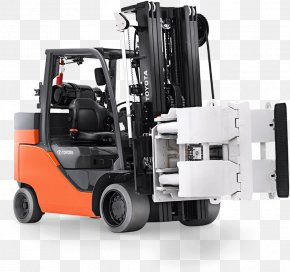 Damage Maintenance - Forklift Paper Pallet Jack Toyota Material Handling, U.S.A., Inc. Material-handling Equipment PNG