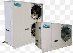 Hvac - Evaporative Cooler Condenser Refrigeration Fan Condensation PNG
