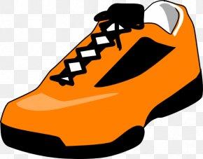 Cartoon Shoe - Sneakers Shoe Converse Clip Art PNG