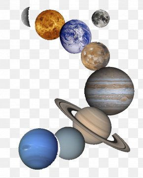 Total Planet - Earth Solar System T-shirt Planet Uranus PNG