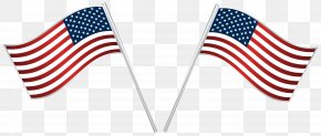 USA Flags Clip Art Image - Flag Of The United States Clip Art PNG