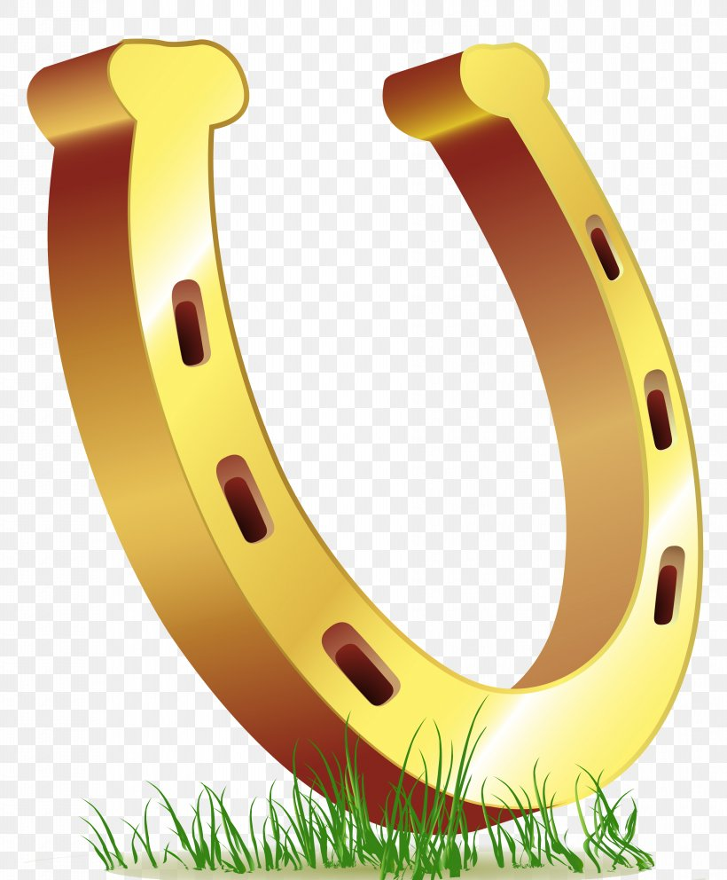 Horseshoe Clip Art, PNG, 3613x4371px, Horse, Horseshoe, Luck, Material, Number Download Free
