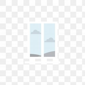 Windows And Windows Outside The Clouds - Square Area Angle Pattern PNG