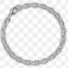 Chain Cable - Bracelet Necklace Jewellery Silver Colored Gold PNG