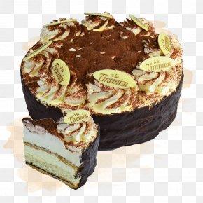 Chocolate Cake - German Chocolate Cake Praline Torte Cream PNG