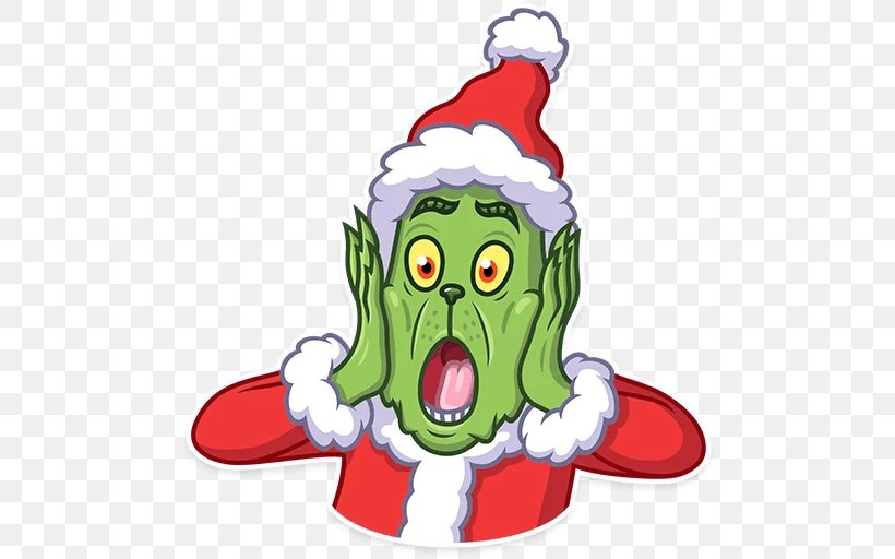 How The Grinch Stole Christmas Christmas Tree Telegram Png