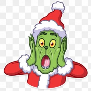 Christmas Tree - How The Grinch Stole Christmas! Christmas Tree Telegram PNG