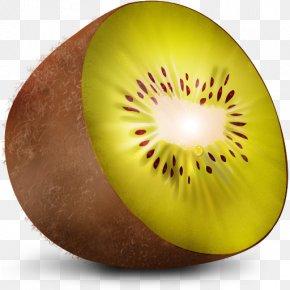 Kiwi - Kiwifruit ICO Icon PNG