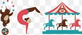 Circus - Fair Traveling Carnival Poster Circus PNG