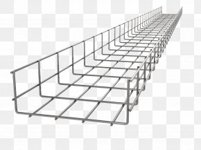 Tray - Cable Tray Mesh Electrical Cable Manufacturing Stainless Steel PNG