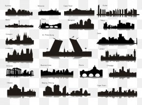 City Silhouette - Cities: Skylines Liverpool City PNG