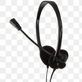 Microphone - Microphone Headphones Headset Phone Connector Stereophonic Sound PNG