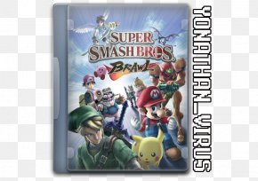 Super Smash Bros Brawl - Super Smash Bros. Brawl Super Smash Bros. For Nintendo 3DS And Wii U Nintendo 64 PNG
