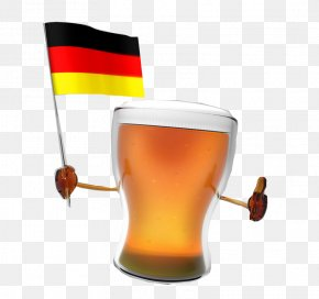 German Flag Beer - Beer Germany Australia Ale PNG