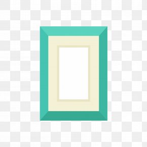 Gray Green Frame - Picture Frame Turquoise Area Pattern PNG