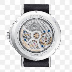 Watch - Nomos Glashütte Automatic Watch Movement PNG