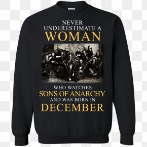 T-shirt - T-shirt Hoodie Sweater Crew Neck PNG