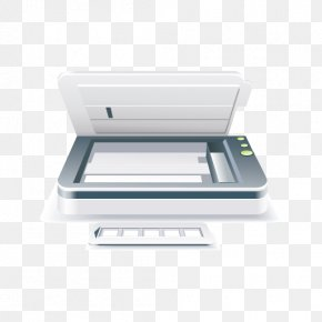 Printer - Image Scanner Photocopier Printer Document Copying PNG