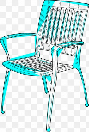Chair - Table Chair Garden Furniture Clip Art PNG