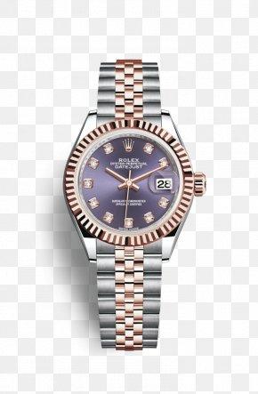 ROLEX Watch - Rolex Datejust Rolex Submariner Rolex GMT Master II Watch PNG