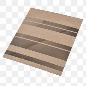 Table - Table Plywood Stainless Steel Material PNG