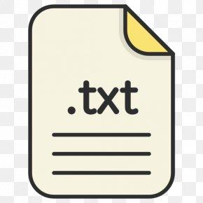 TXT File - Rich Text Format PNG