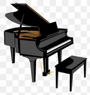 Brown Cartoon Piano - Mover Relocation Piano Country Club Moving & Packing Inc. Office PNG